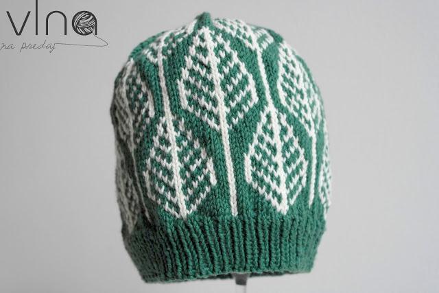 Lísty na čiapke
