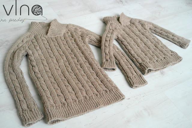 Osmičový sveter