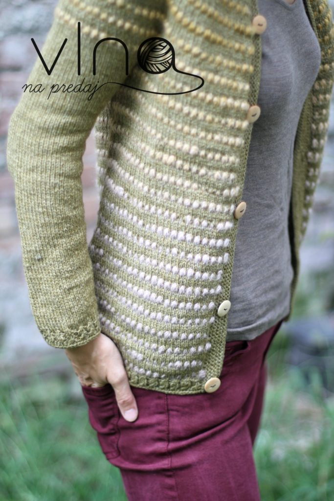 ako upliesť sveter